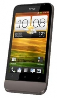 HTC One V grey